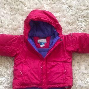 Columbia 2T ski jacket, like new